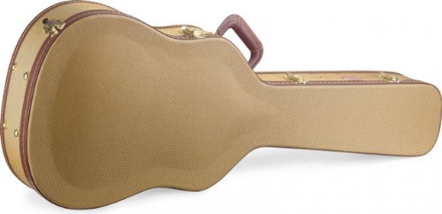Stagg GCX-WGD Gold Tweed Deluxe Western/Dreadnought Guita...