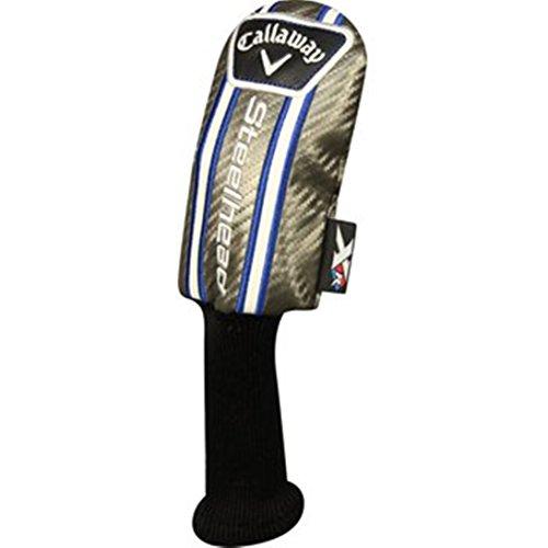 (Callaway Steelhead XR 2016 Hybrid Headcover (Blue/Silver) Golf)