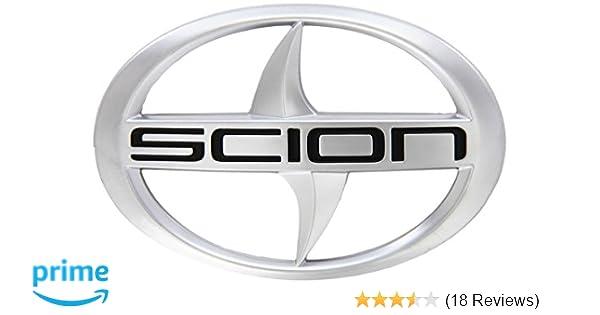 Toyota Prius emblem badge decal logo chrome rear trunk hatch OEM Genuine Stock