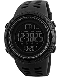 Relógio Masculino Skmei Led Digital Modelo:1251 Aprova Dágua