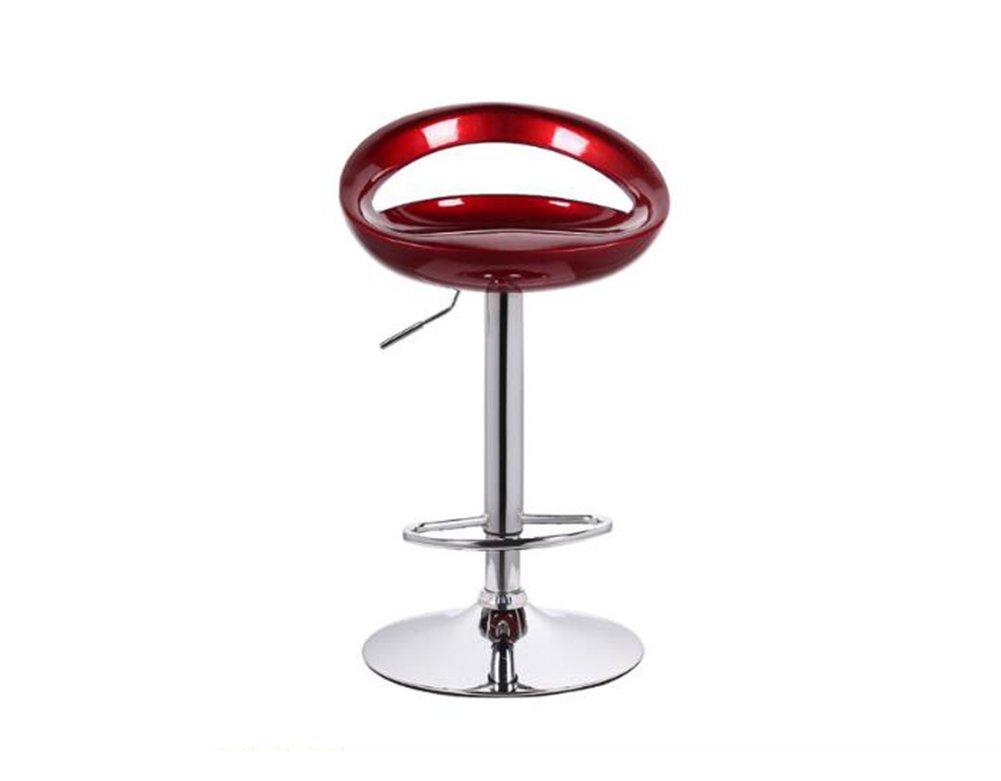 GRJH® バースツール、リフトクリエイティブブラウンバーヘアカット美容メイクショップ60-80cm 安全性,快適 (色 : #9) B07D2D7ZYK #9 #9