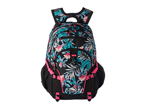Serra Design Island - High Sierra Loop Backpack for Men and Women, Compact Bookbag Backpack for College Students or Business Professionals, Stylish Lunch Backpack, Lightweight Unisex Backpack for School, Office, or Travel