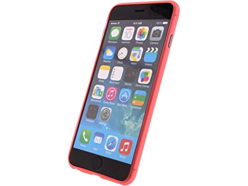 Mobilize Gelly Case Ultra Thin Apple iPhone 6 Plus Neon Orange