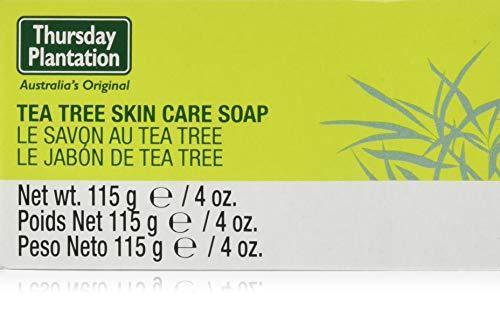 Thursday Plantation Tea Tree Skin Care Soap 4 oz Bar(S) (Soap Eco Ounce 4)