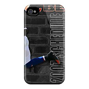 Shockproof Hard Cell-phone Case For Iphone 6plus (JqY8397HwSF) Customized Nice Chicago Bears Series