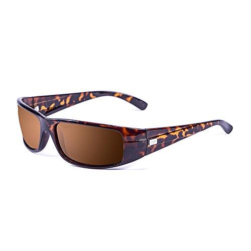 Ocean Sunglasses 11.5 Lunette de Soleil Mixte Adulte, Marron