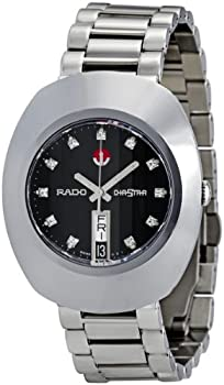 Rado Original Stainless Steel Mens Watch