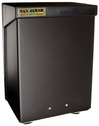 San Jamar H3001BKC Full Chrome Countertop Napkin Dispenser
