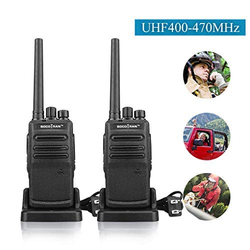 Used, Two-Way Radios Walkie Talkies Up to 5 Miles Long Range for sale  Delivered anywhere in Canada