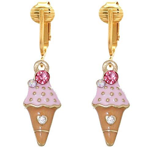 animal clip on earrings - 8