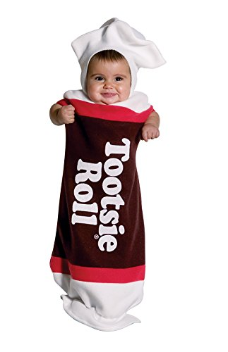 Tootsie Roll Bunting Baby Infant Costume - ()