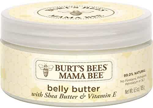 Burt's Bees Mama Bee Belly Butter- Shea Butter & Vitamin E - 6.5 oz