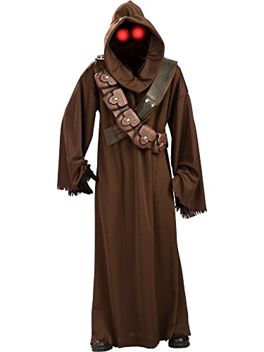 Rubie's Men's Star Wars Jawa Costume, Multi-Color, Standard