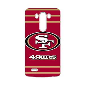 QQQO 49ers Phone Case for LG G3