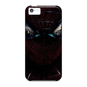 Fashion Protective Amazing Spider Man New Cases Covers For Iphone 5c