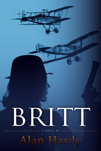 Book: BRITT by Alan Hardy