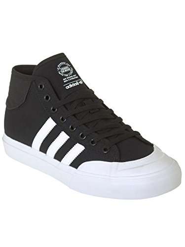 Adidas Schuh Matchcourt Mid Core Schwarz-weiß-weiß