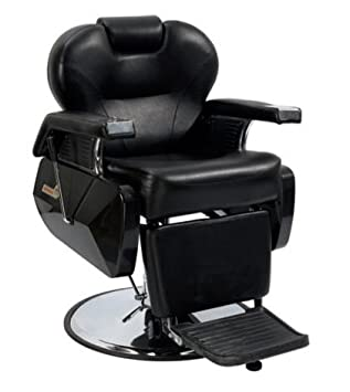 Amazing New Bestsalon Black All Purpose Hydraulic Recline Barber Chair Salon Spa Pabps2019 Chair Design Images Pabps2019Com