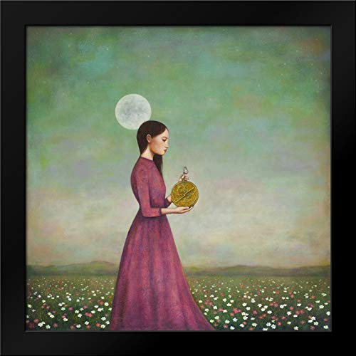 Counting on The Cosmos Framed Art Print by Huynh, Duy ()