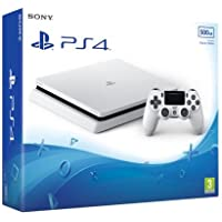 Sony PlayStation 4 500GB C Chassis Glacier - White