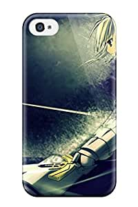 Hot Fashion EjGscfX2008HmAxL Design Case Cover For ipod touch 4 Protective Case (fate/stay Night)