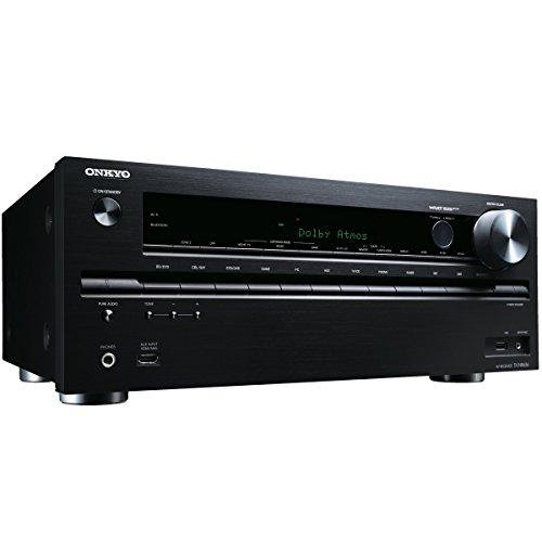 Onkyo TX-NR636 7.2-Ch Dolby Atmos Ready Network A/V Receiver w/HDMI 2.0