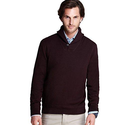 bloomingdales-pima-cotton-shawl-collar-sweater-xl-raisin