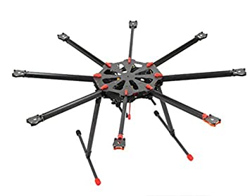 Tarot TL8X000 X8 8 Aixs Umbrella Type Folding Multicopter Octocopter Aerial Aircraft Drone UAV With Retractable
