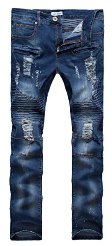 Vintage Fashion Jeans - 8
