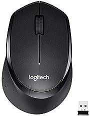 Logitech® M330 SILENT PLUS - Zwart