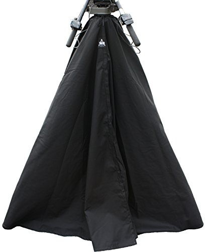 (The Tripod Skirt - The Premier, Fully Adjustable Tripod Cover)