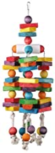 Super Bird Creations 24 by 7-Inch 4 Way Play Bird Toy, X-Large