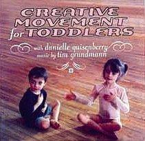 Creative Movement for Toddlers (DVD) - Danielle Quisenberry & Tim Grundmann 2266D