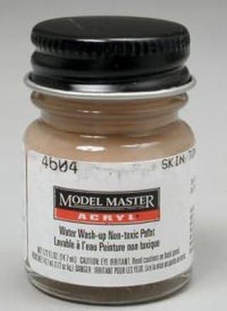 Skin Tone Base-light Testors Acrylic Plastic Model Pain FG02001 by Testor Corp.