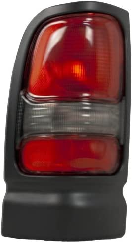 OE交換用ダッジピックアップドライバーサイドテールライトアセンブリ(パーツリンク番号CH2800122)