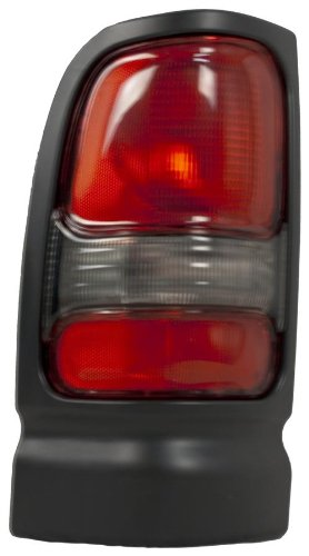 OE Replacement Dodge Pickup Driver Side Taillight Assembly (Partslink Number CH2800122)