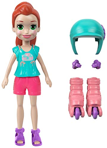 (Polly Pocket Active Pose Doll 7)