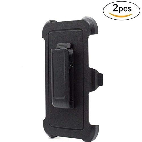 2 PCS Clips For Samsung Galaxy Note 8 - After Market Replacement Belt Clip for Otterbox Defender Case Galaxy Note - 2 Note Holster Clip Belt