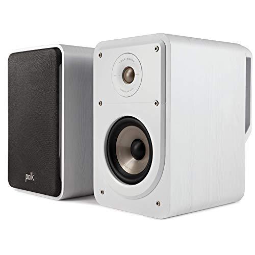 Polk Signature S15e Luidspreker, Compacte Boekenplank Speaker voor HiFi Home Cinema, Speaker met 100 Watt, 2 stuks…