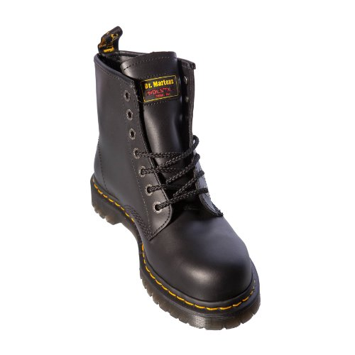 47 12 up Boot EU Safety Size Icon UK Dr Martens FS64 Lace Black wA7q646B