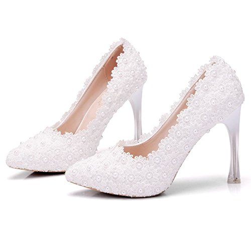 Sogala Bridal Women's High Heels Bridal Sogala Shoes Luxurious Wedding Shoes for Girls Low Platform Shoes B078K9FQ1G Western e04f2c
