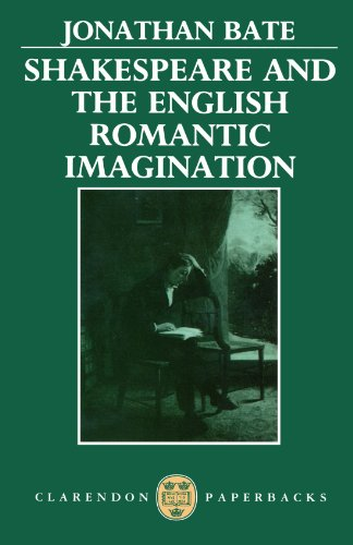 Shakespeare and the English Romantic Imagination by Oxford University Press