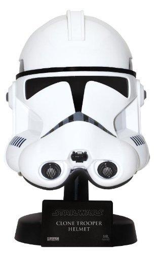 Star Wars: Episode 3 Clone Scaled Replica Helmet (Replica Star Wars Master Helmet)