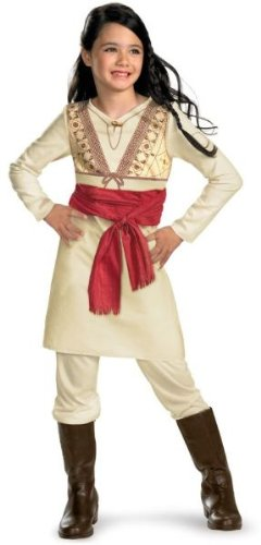 [Girl'S Costume: Tamina Classic- Medium - Product Description - Lovely Mid-Eastern Themed Tunic With Pants And Attached Red Sash. Tamina Character From Prince Of Persia. Children'S Medium Fits Girl'S Size 7-8. ...] (Prince Of Persia Tamina Costumes)