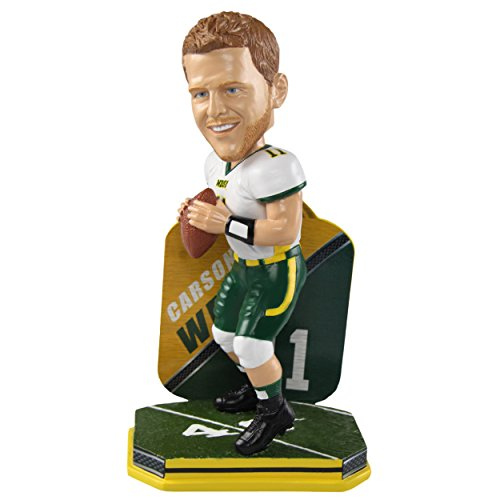 Carson Wentz North Dakota State Bison Special Edition College Football Name and Number Bobblehead - Philadelphia Eagles