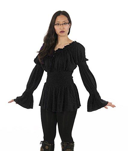 dress-like-a-pirate-romantic-medieval-renaissance-wench-princess-blouse-plus-black