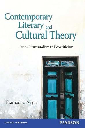 literary theory today pramod k nayar pdf