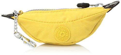 Kipling Mini Banana Key Chain, Yellow