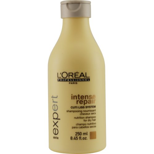 L'oreal Professionnel Intense Repair Shampoo for Unisex, 8.45 Ounce