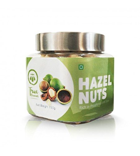 True Elements Hazelnuts 150gm
